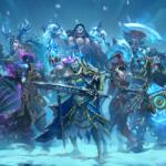 凍てつく玉座の騎士団